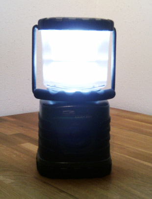 Camping LED-Lampe